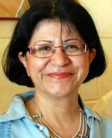 Fahimeh Robiolle portrait